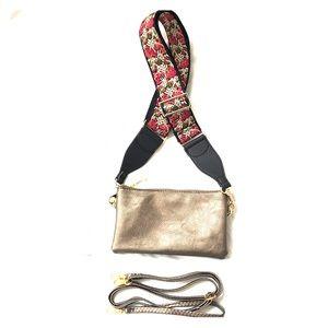 Handbags - 🌺HOST PICK🌺 guitar strap crossbody wristlet
